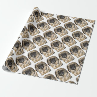 Pekingese Wrapping Paper