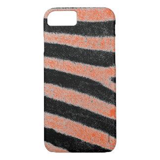 Pelé de Zebra iPhone 8/7 Case