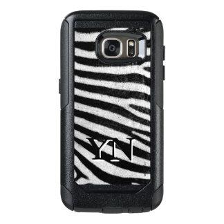 Pelé de Zebra OtterBox Samsung Galaxy S7 Case