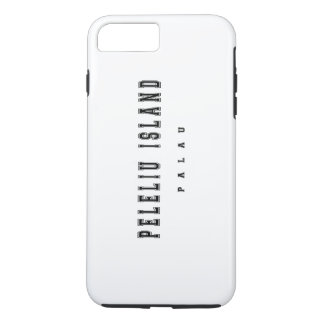 Peleliu Island Palau iPhone 7 Plus Case