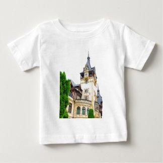 Peles Castle in Sinaia, Romania Baby T-Shirt
