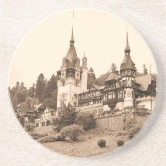 Peles Castle in Sinaia, Romania Coasters