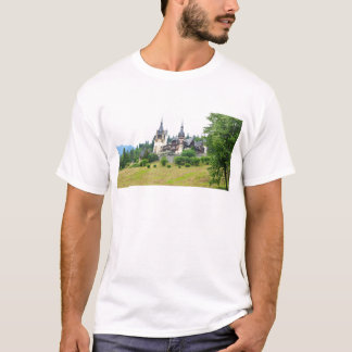 Peles Castle in Sinaia, Romania T-Shirt