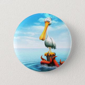 Pelican 2 Inch Round Button