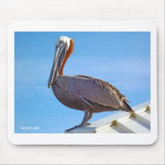 Pelican Again Mouse Pad