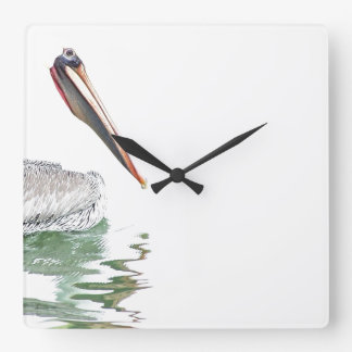 Pelican Bird Wall Clock