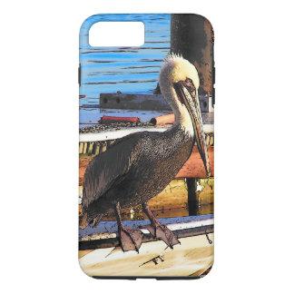 Pelican Bird Wildlife Animal Boat iPhone 7 Case