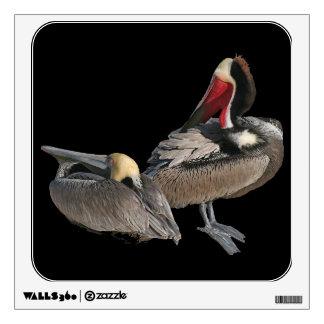 Pelican Birds Wall Decal