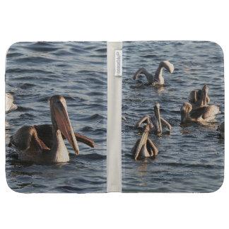 Pelican Birds Wildlife Animals Beach Ocean Case For Kindle