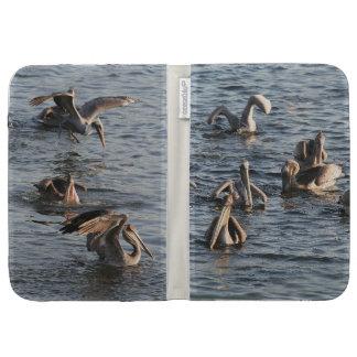Pelican Birds Wildlife Animals Beach Ocean Kindle Covers