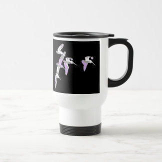 Pelican Birds Wildlife Animals Travel Mug