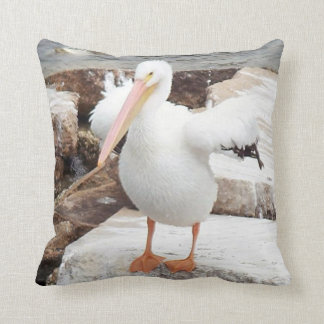 Pelican Cotton Pillow