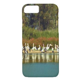 Pelican_Island,_Australia,_iPhone_Six_Case. iPhone 7 Case