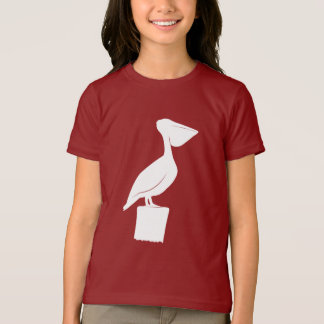 Pelican on a Post T-Shirt