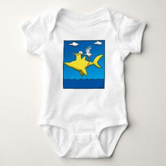 Pelican Pains Baby Bodysuit