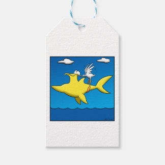 Pelican Pains Gift Tags