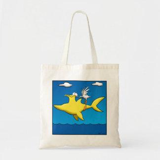 Pelican Pains Tote Bag