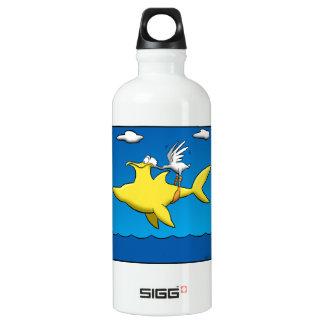 Pelican Pains Water Bottle
