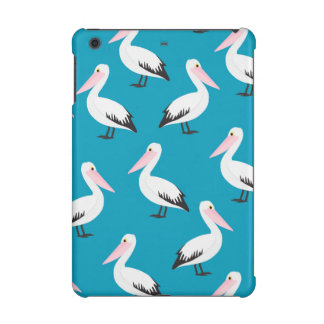 Pelican pattern iPad mini cases