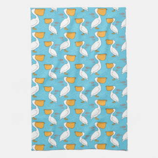 Pelican Pete Kitchen Towel
