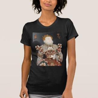 Pelican Portrait Queen Elizabeth I T-Shirt
