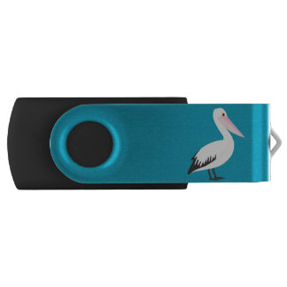 Pelican Swivel USB 2.0 Flash Drive