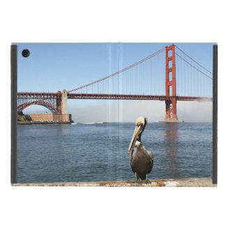 Pelican with the golden gate bridge cases for iPad mini