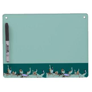 Pelicans Dry Erase Board