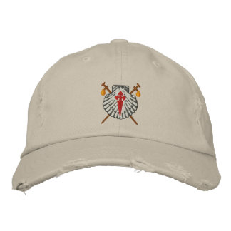 Pellegrino a Santiago - Pilgrim to Santiago Embroidered Hat