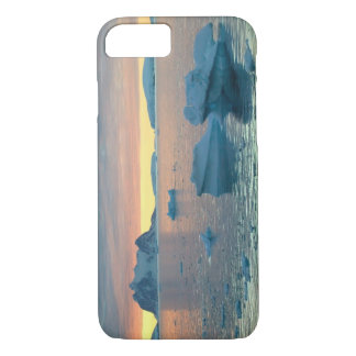 Peltier Channel in the last light of the day iPhone 7 Case