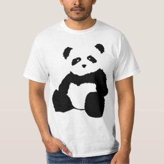 peluche de panda tee-shirts