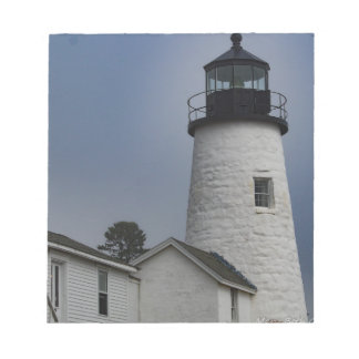Pemaquid Lighthouse Notepad