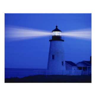 Pemaquid Lighthouse Perfect Poster