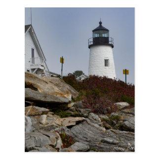 Pemaquid Lighthouse Postcard