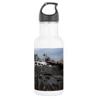 Pemaquid Point  Lighthouse 532 Ml Water Bottle