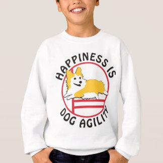 Pembroke Corgi Agility Happiness Sweatshirt