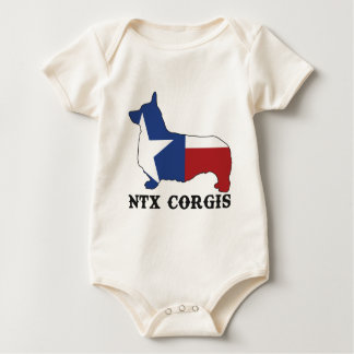 Pembroke - North Texas Corgis Baby Bodysuit