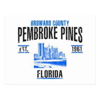 Pembroke Pines Postcard