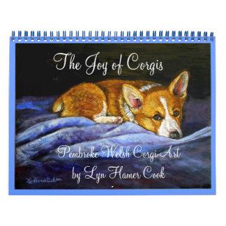 Pembroke Welsh Corgi Calendar The Joy of Corgis