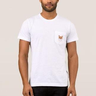 Pembroke Welsh Corgi Cartoon T-Shirt
