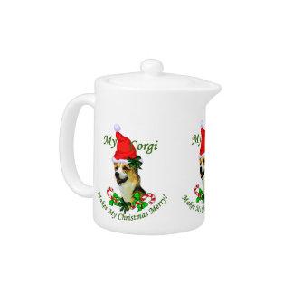 Pembroke Welsh Corgi Christmas
