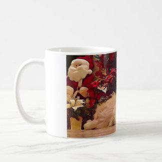 Pembroke Welsh Corgi Christmas Mug