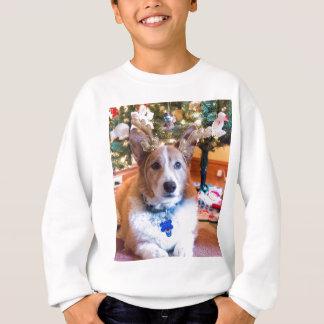 Pembroke Welsh Corgi Christmas Sweatshirt