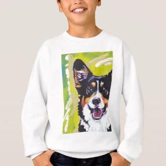 Pembroke Welsh Corgi Colorful Pop Art Sweatshirt