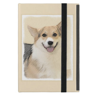 Pembroke Welsh Corgi Cover For iPad Mini