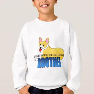 Pembroke Welsh Corgi Dog Brother Sweatshirt