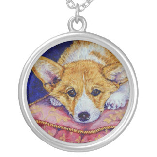Pembroke Welsh Corgi Necklace
