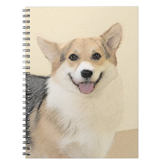 Pembroke Welsh Corgi Notebook