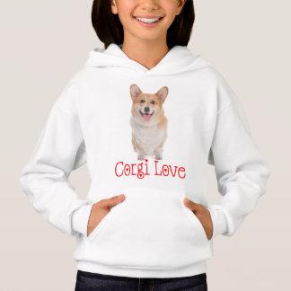 Pembroke Welsh Corgi Puppy Dog Red Love Girls