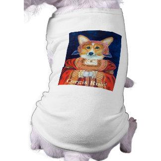 Pembroke Welsh Corgi Queen Sweater Shirt